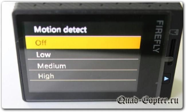 Экшн камера HawKeye Firefly 8S No Distortion Version 90 градусов.
