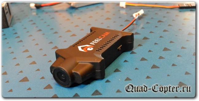 Обзор экшен камеры Eachine Feelcam 110 для FPV полетов