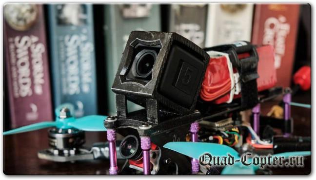 Обзор: HD камера Runcam 5, новая Session 5?