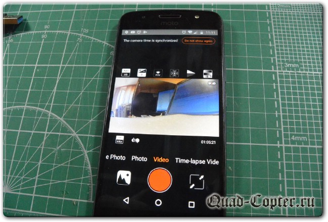 Экшенкамера RunCam 3S