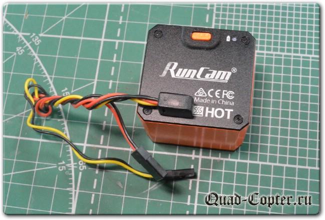 Обзор RunCam 3S
