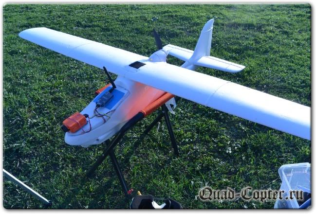 Обзор RunCam 2 на авиамодели как курсовая камера