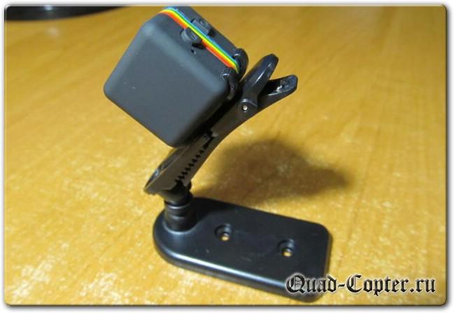 Почти игрушечная, но интересная HD камера/видеорегистратор SQ11