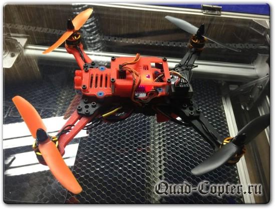 квадрокоптер Warthod 250 размера