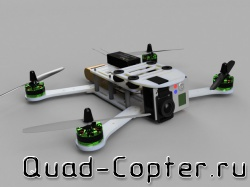 XRace360 Copter