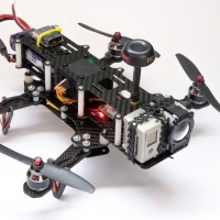 Go Mini FPV Quad