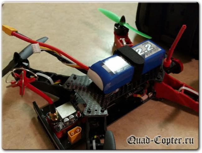 Аккумулятор для Eachine Racer 250