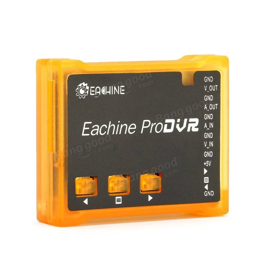 Eachine ProDVR Pro DVR Mini Video Audio Recorder for FPV Multicopters
