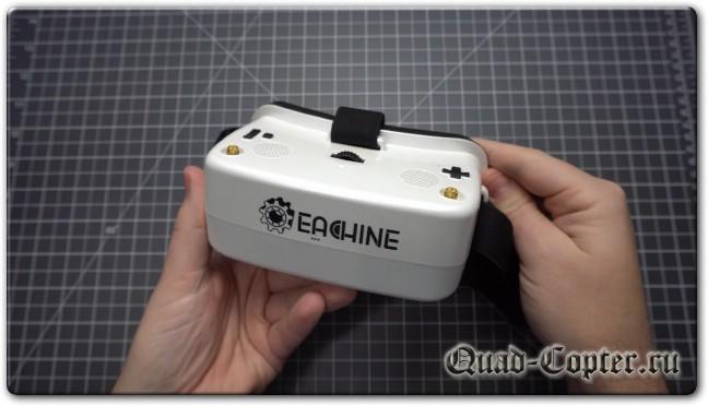 Отзыв видеошлем Eachine EW30