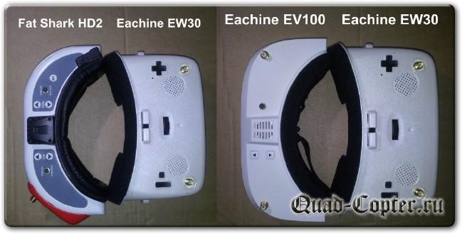 Обзор FPV шлема Eachine EW30