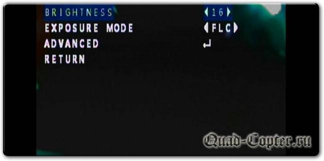 Курсовая камера для FPV моделей — Foxeer Falkor Mini