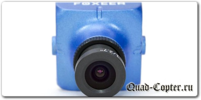 Курсовая камера для FPV моделей - Foxeer HS1177 V2