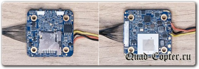 Отзывы на FPV камеру Runcam Hybrid 4K