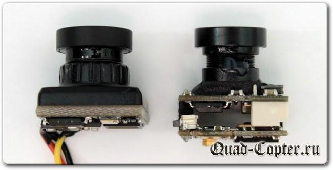 Микровертолеты и FPV: Caddx FireFly - камера для тинивупов нового поколения