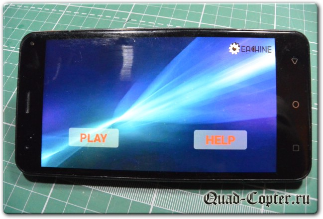 FPV приемник для смартфона Eachine R051