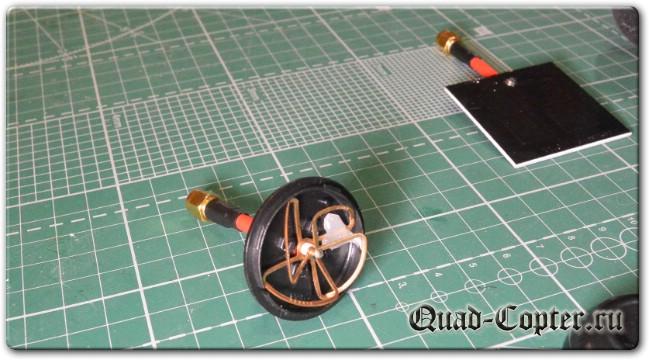 видео шлем для Tiny Whoop