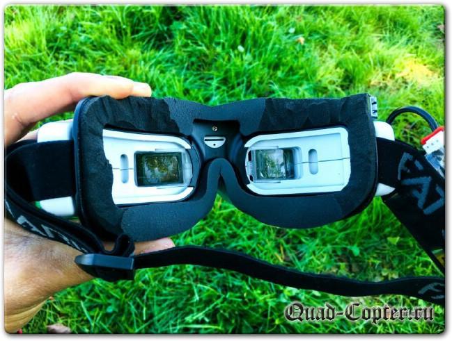Обзор: FPV очки Fatshark HDO