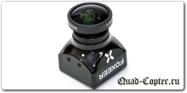 Курсовая камера для FPV моделей — Foxeer Monster Mini Pro