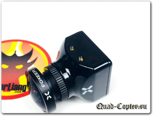Обзор: курсовая мини камера Foxeer Monster Pro
