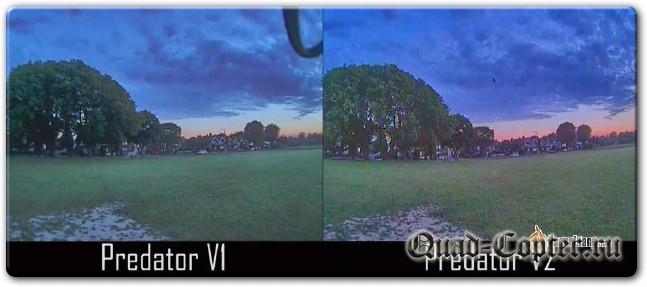 Обзор: курсовая камера Foxeer Predator V2