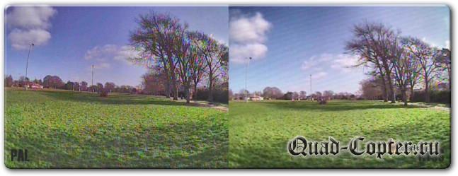 Обзор: курсовая камера Runcam Micro Sparrow 2