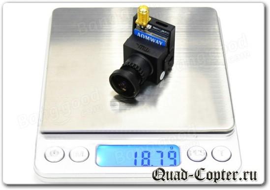 видеопередатчики с камерами формата микро