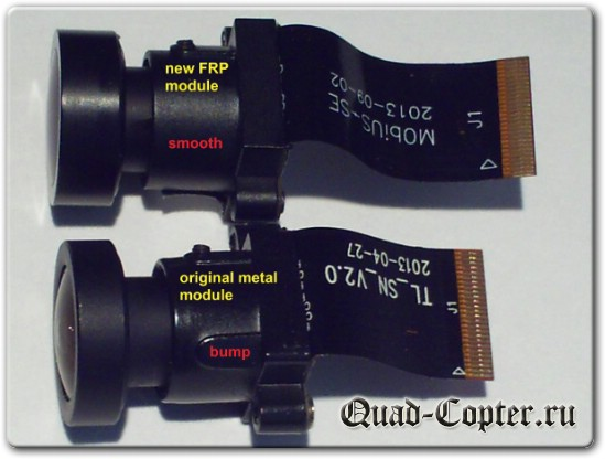 FPV объектив Mobius камеры для квадрокоптера