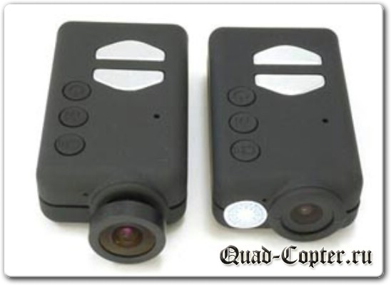 Mobius - FPV камера для квадрокоптера
