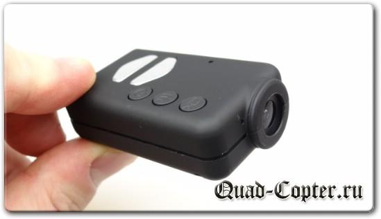 Бортовая камера Mobius для квадрокоптера