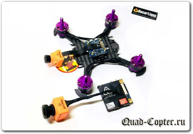 Обзор: HD камера Runcam Split Mini