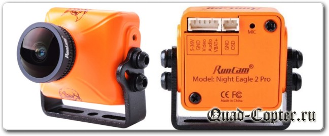 Топ 5 лучших курсовых FPV камер для мини коптеров