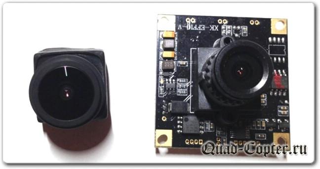 выбор камеры для дрона