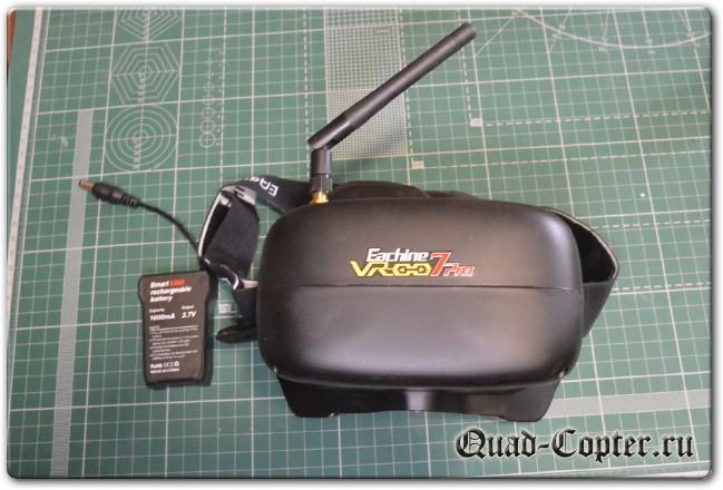 Видеошлем Eachine VR-007 Pro
