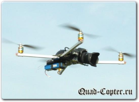 Подвес камеры для квадрокоптера своими руками фото 954