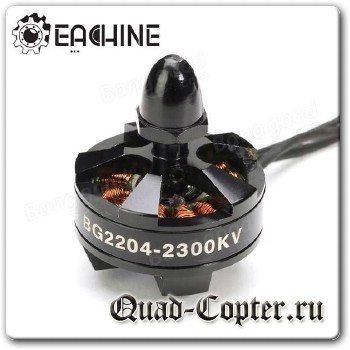 Eachine Racer 250 Drone Spare Part BG2204 2300KV Brushless Motor CW/CCW