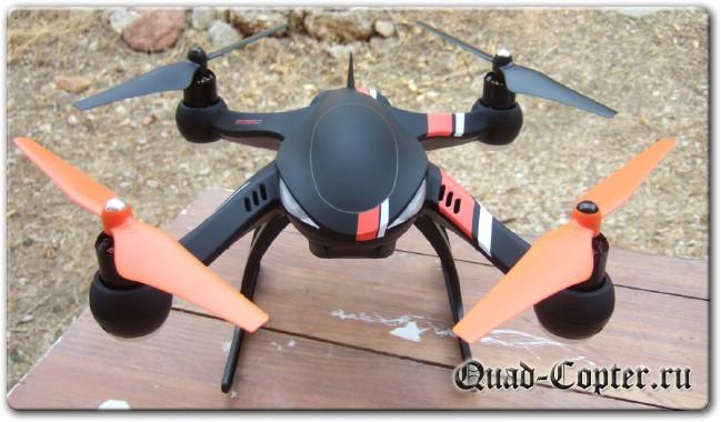 Квадрокоптер для начинающего