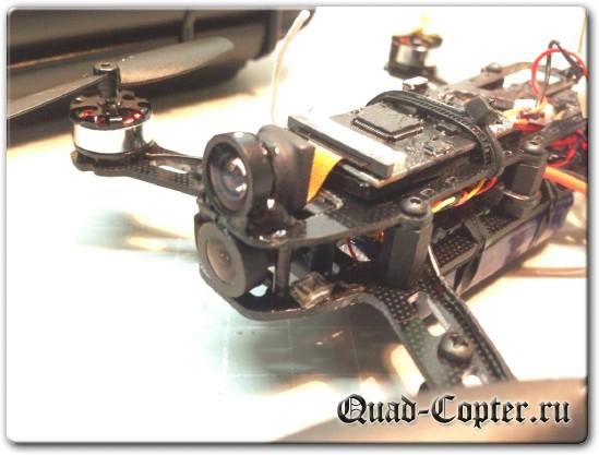 Обзор рамы квадрокоптера LKTR120 Micro