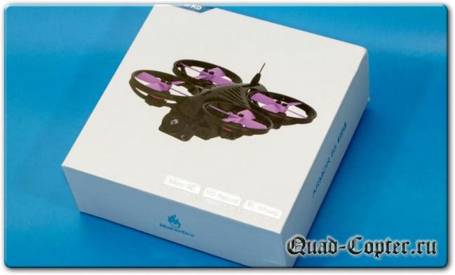 Makerfire Armor 85 HD – гоночный мини FPV квадрокоптер с возможностью записи Full HD видео