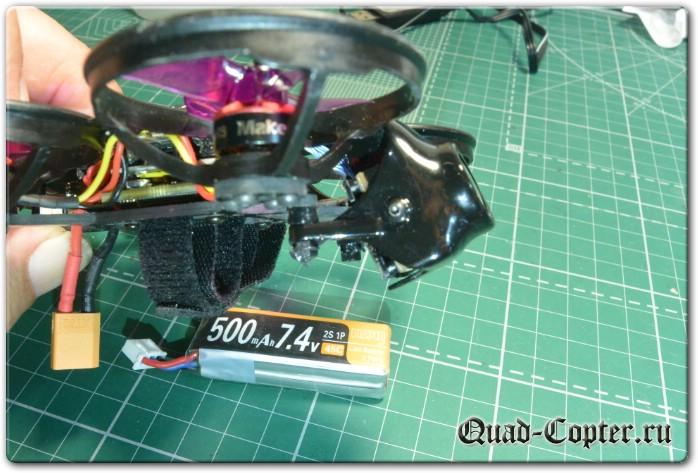 Обзор cinewhoop Makerfire Armor 85 HD V2