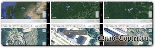 Квадрокоптер SJ R/C S20W 1080P(GPS) WIFI FPV + 1 батарея