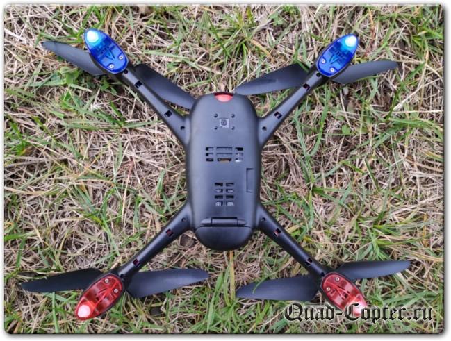 Квадрокоптер SHRC SH2HG 1080P Wifi FPV