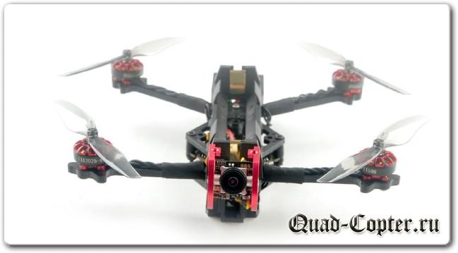 Квадрокоптер Happymodel Crux3 NLR Nano