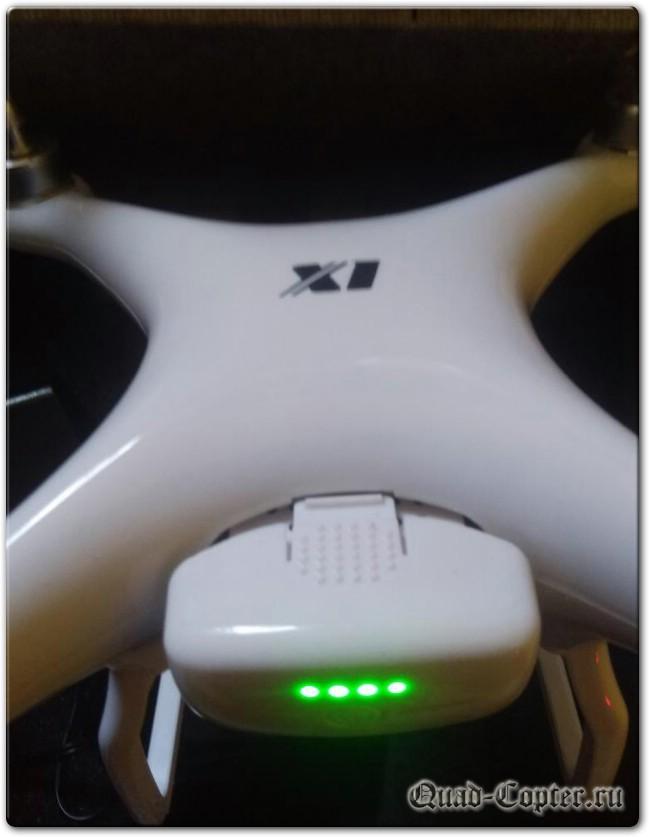 Wltoys XK X1 GPS – недорогой RTF дрон с FPV и Wi-Fi