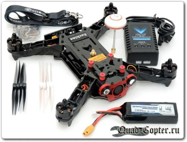 Обзор квадрокоптера Eachine Racer 250