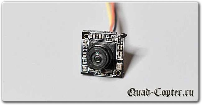 Обзор: Runcam Nano 3 — лучшая курсовая FPV нанокамера?