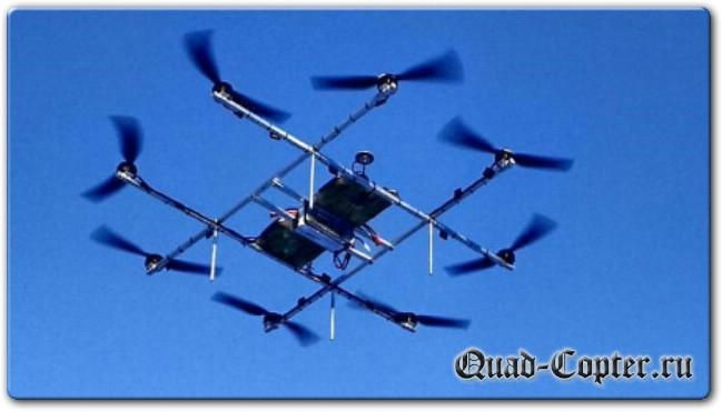 Рама дрона для переноски груза