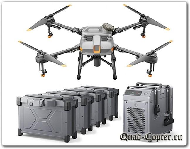 Рама для грузового дрона