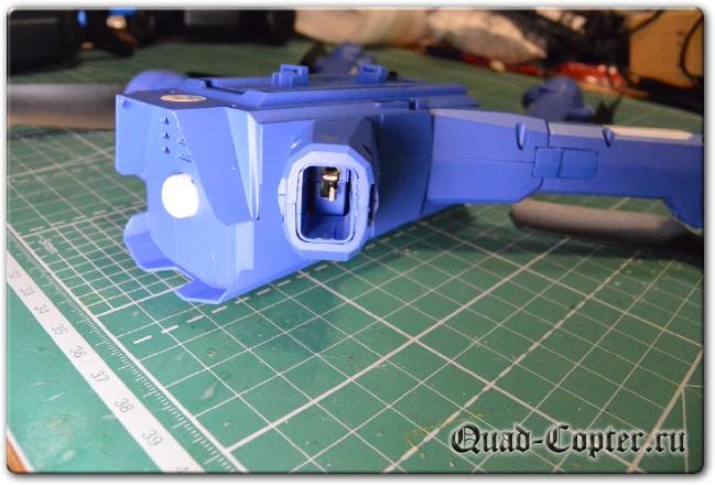 Обзор квадрокоптера JJRC H38WH COMBO X