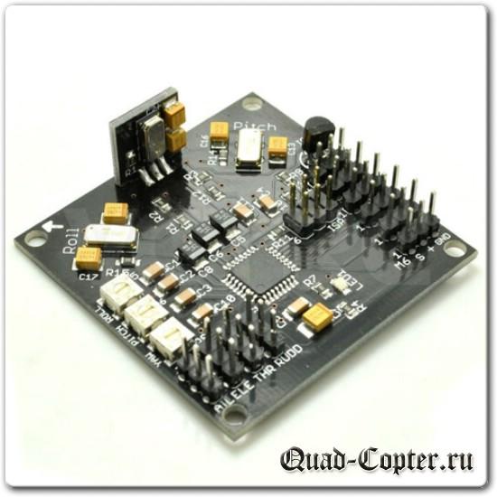 Обзор контролера квадрокоптера kk multicopter