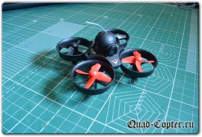 Квадрокоптер с управлением от смартфона LiDiRC L10 Micro